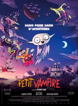 Affiche du film Petit Vampire