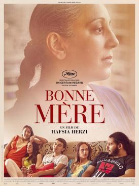 Affiche du film Bonne mère au cinéma Paradiso de St MArtin en Haut