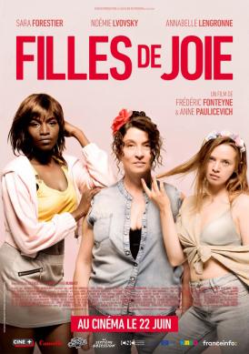 Affiche du film Filles de joie