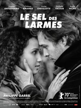 Affiche du film Le Sel des larmes
