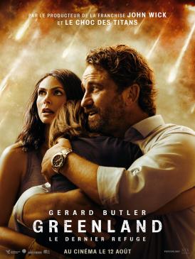 Affiche du film Greenland - Le dernier refuge