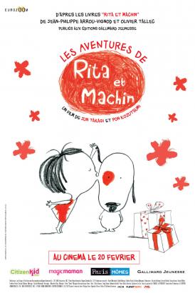 Affiche du film Les Aventures de Rita et Machin
