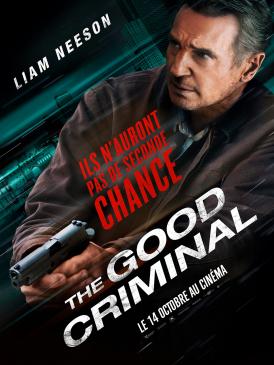 Affiche du film The Good criminal
