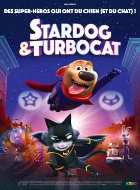 Affiche du film StarDog et TurboCat