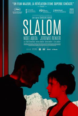 Affiche du film Slalom au cinéma Paradiso de St MArtin en Haut