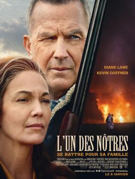 Affiche du film L'Un des nôtres au cinéma Paradiso de St MArtin en Haut
