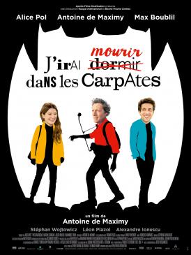 Affiche du film J'irai Mourir Dans Les Carpates