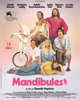 Affiche du film Mandibules