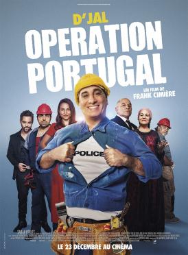 Affiche du film Opération Portugal au cinéma Paradiso de St MArtin en Haut