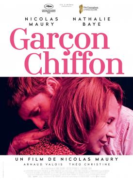 Affiche du film Garçon Chiffon au cinéma Paradiso de St MArtin en Haut