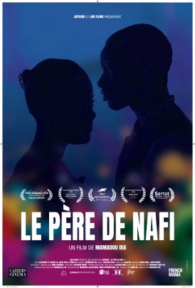 Affiche du film Le Père de Nafi au cinéma Paradiso de St MArtin en Haut