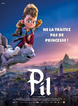 Affiche du film Pil au cinéma Paradiso de St MArtin en Haut