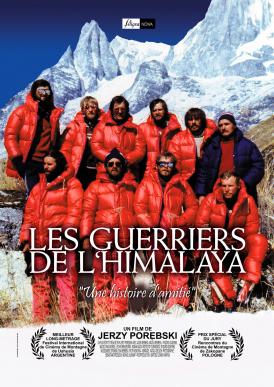 Affiche du film Les Guerriers de l'Himalaya au cinéma Paradiso de St MArtin en Haut