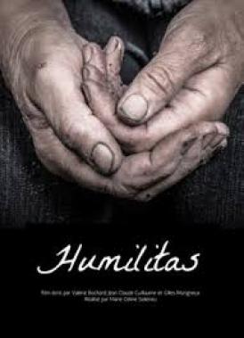 Affiche du film Humilitas au cinéma Paradiso de St MArtin en Haut