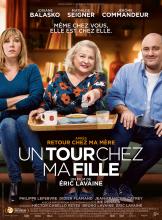 Affiche du film Un Tour Chez Ma Fille au cinéma Paradiso de St MArtin en Haut