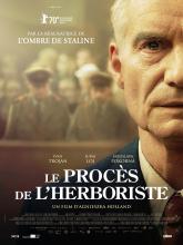 Affiche du film Le Procès de l'herboriste au cinéma Paradiso de St MArtin en Haut