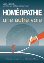 Affiche du film Homéopathie, une autre voie au cinéma Paradiso de St MArtin en Haut